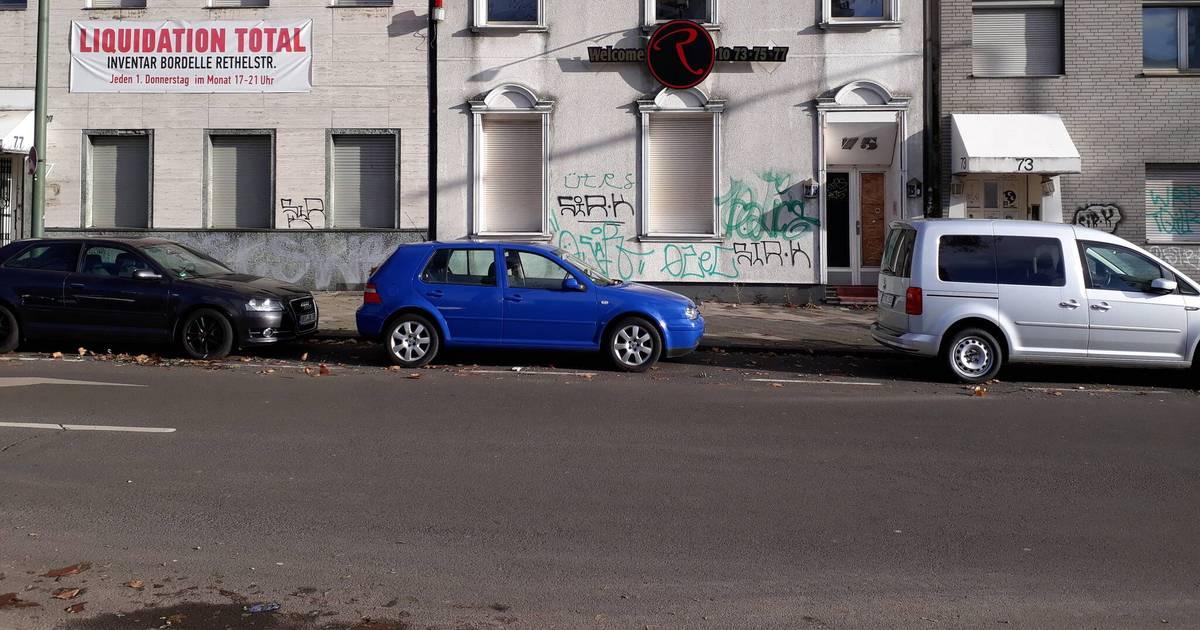 Amtsgericht Düsseldorf Prozess um Drogenverkauf in Bordell an der Rethelstraße