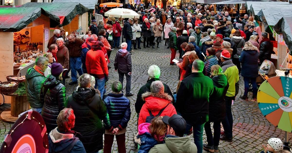 St. Tönis: Weihnachtsmarkt mit neuem Konzept