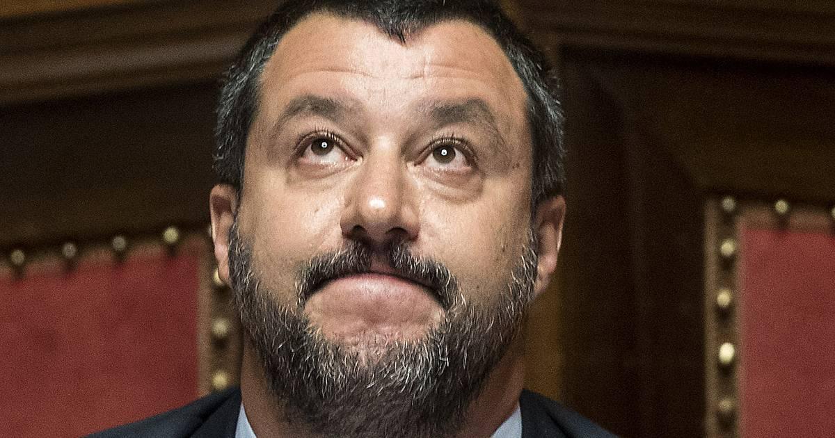 Italienischer Rechtspopulist Matteo Salvini verbannt Nutella von seinem Tisch