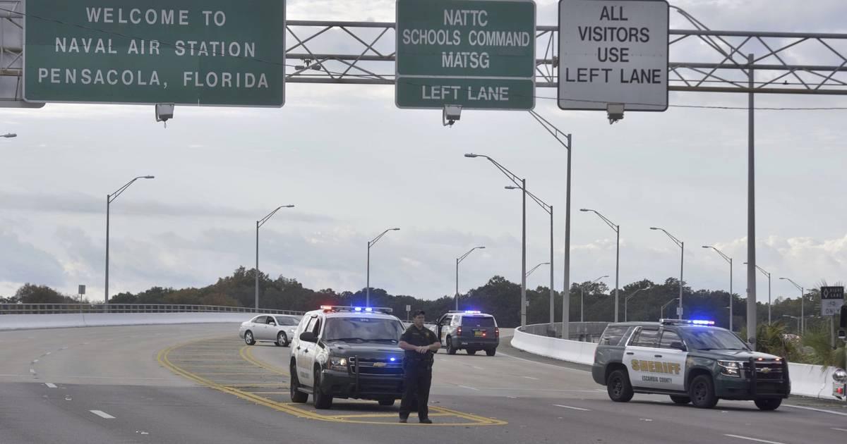 Florida: Vier Tote nach Schüssen auf US-Marinestützpunkt Pensacola
