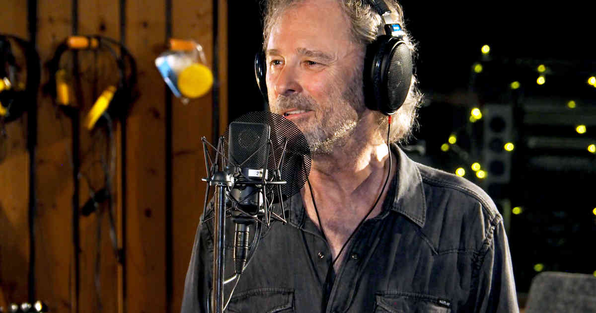2084: Als Pete Wolf macht Wolfgang Petry Band-Rock statt Schlager