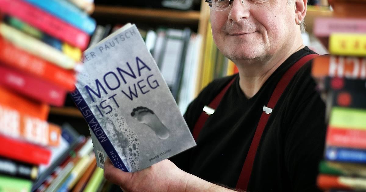 Der Hildener Autor Oliver Pautsch stellt sich den Fragen