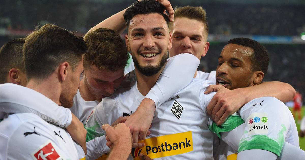 Borussia Mönchengladbach: Ramy Bensebaini ist der Bayern München-Bezwinger