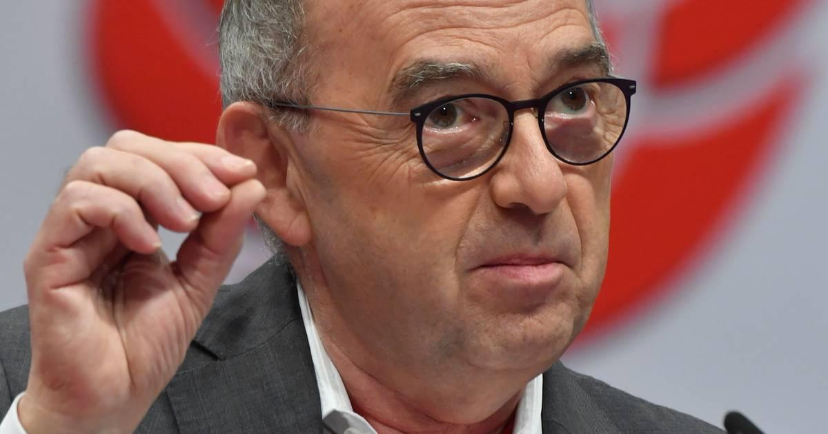SPD-Chef Norbert Walter-Borjans: Gute Chancen für Verhandlungen mit Merkel