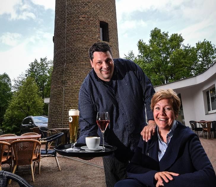 """Kleve: Restaurant """"Zum Aussichtsturm"""" verliert seinen Pächter"""