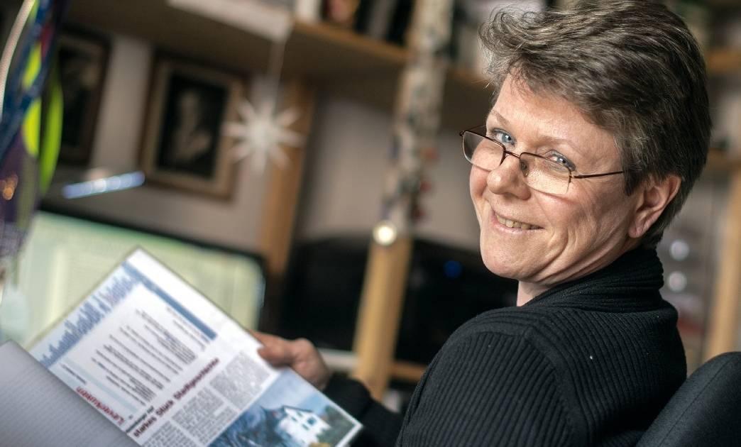 Langenfeld Autorin liest aus Bergischen Krimis in Haus Arndt