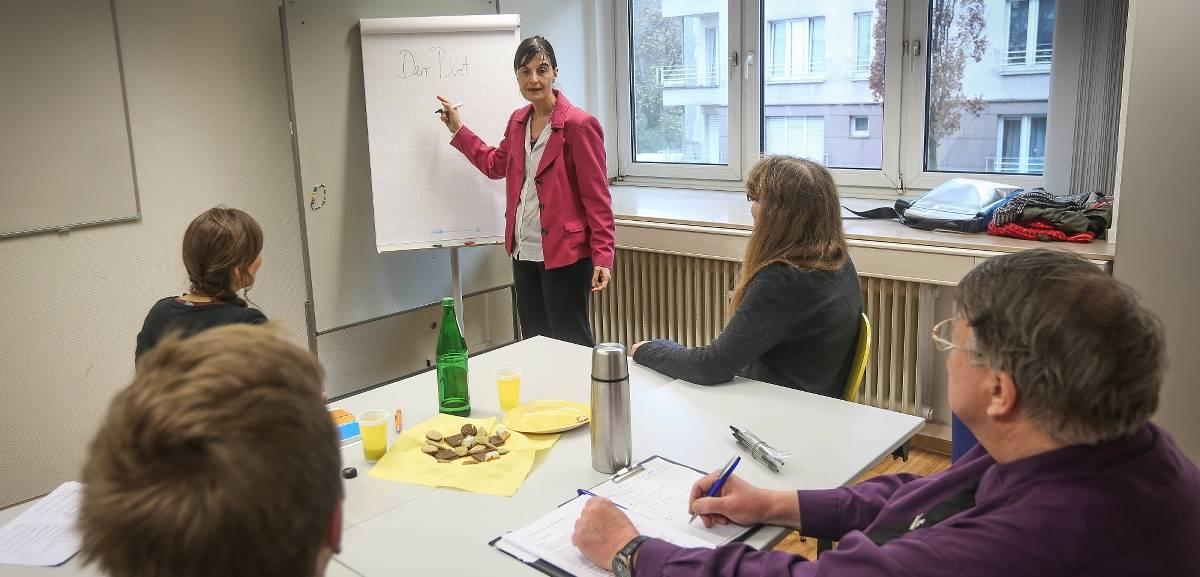 In Düsseldorf kann man kreatives Schreiben lernen