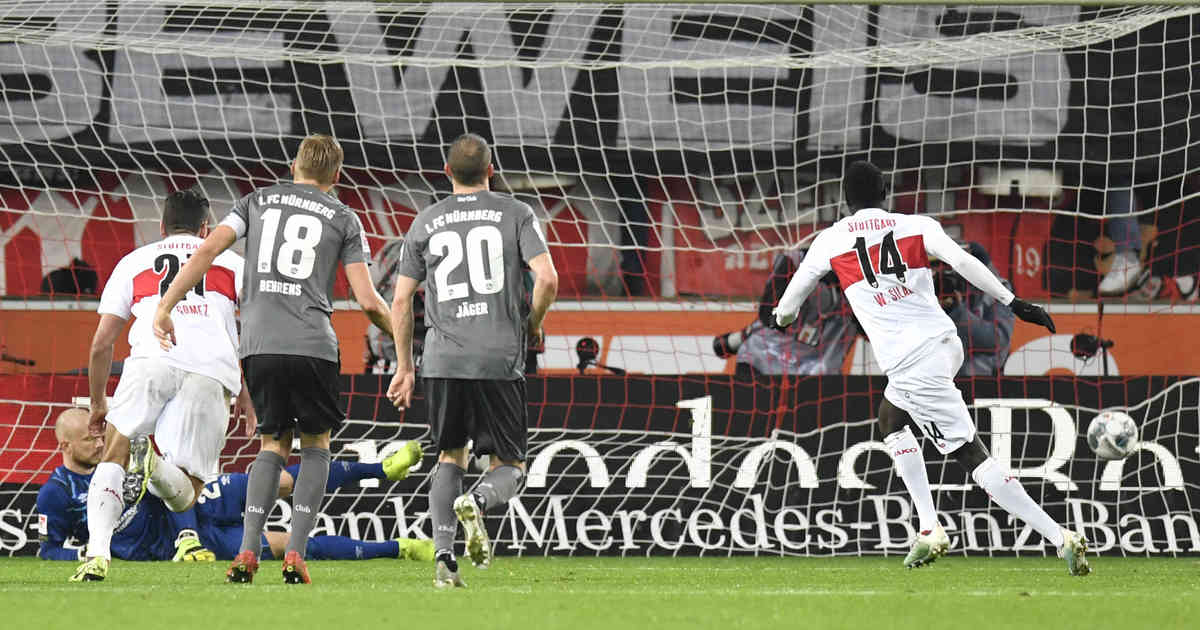 2. Bundesliga 19/20: VfB Stuttgart dreht Spiel gegen Nürnberg dank Gomez