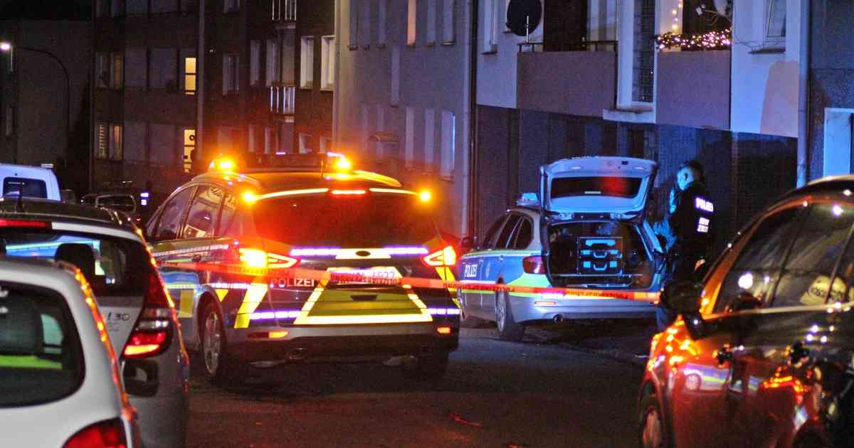 Vorfall mit Hammer in Wuppertal: Obduktion nach Polizei-Schüssen klärt Todesursache nicht
