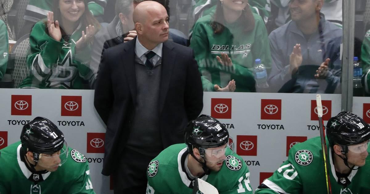 """NHL: Dallas Stars werfen Trainer Jim Montgomery wegen """"unprofessionellem Verhalten"""" raus"""