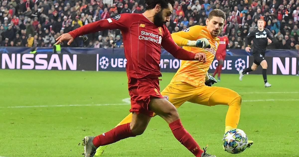 Champions League: FC Liverpool steht im Achtelfinale