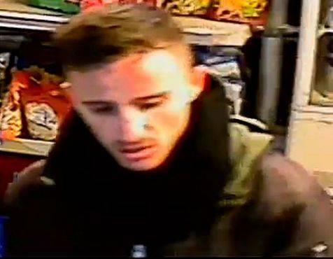 Neuss: Mann bedroht Angestellte mit Messer - Polizei fahndet mit Bildern