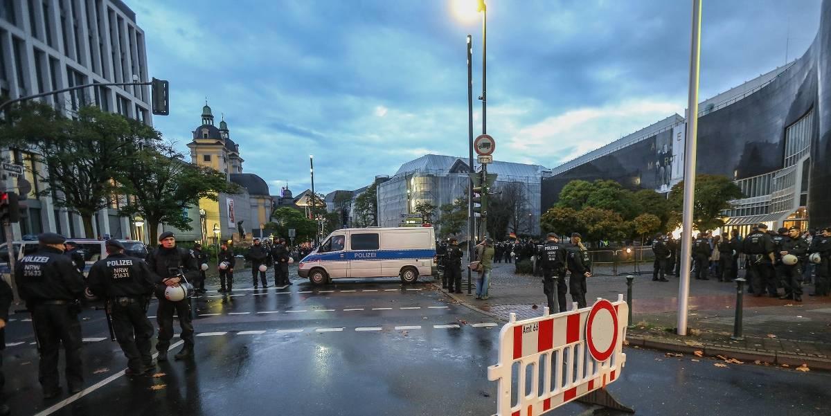 Düsseldorf-Altstadt: Polizei will Video-Überwachung für den Grabbeplatz