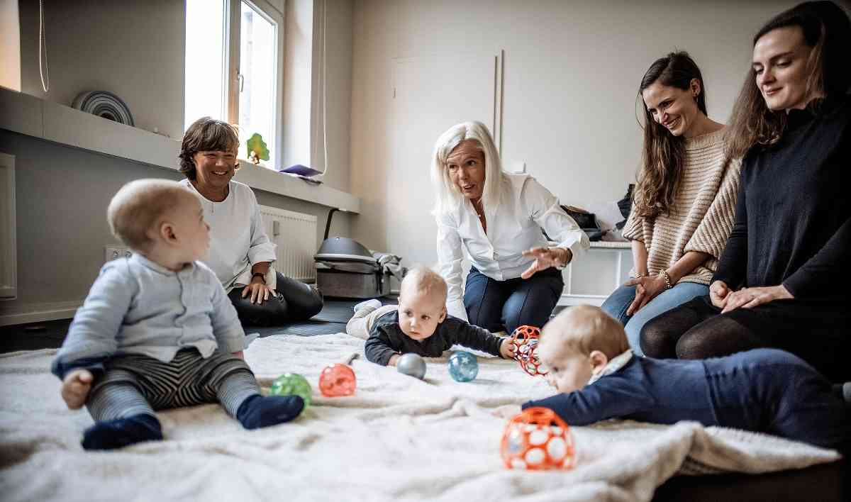 Familieninstitut Von Heike Vom Heede In Dusseldorf