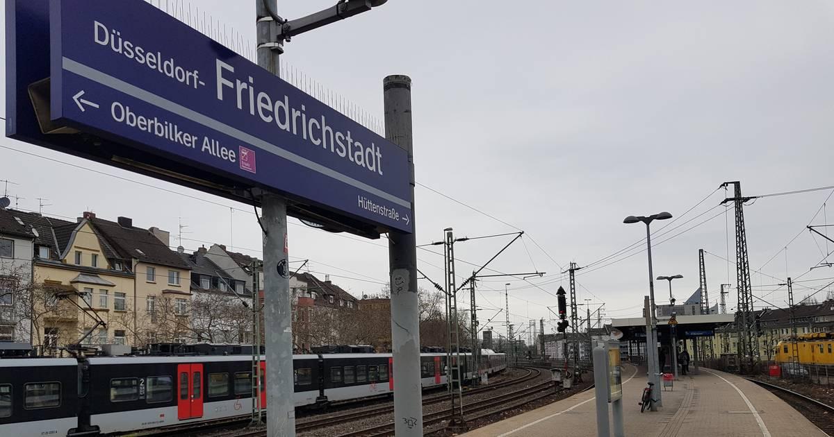Düsseldorf-Friedrichstadt: Durchsage am S-Bahnhof schockt die Pendler