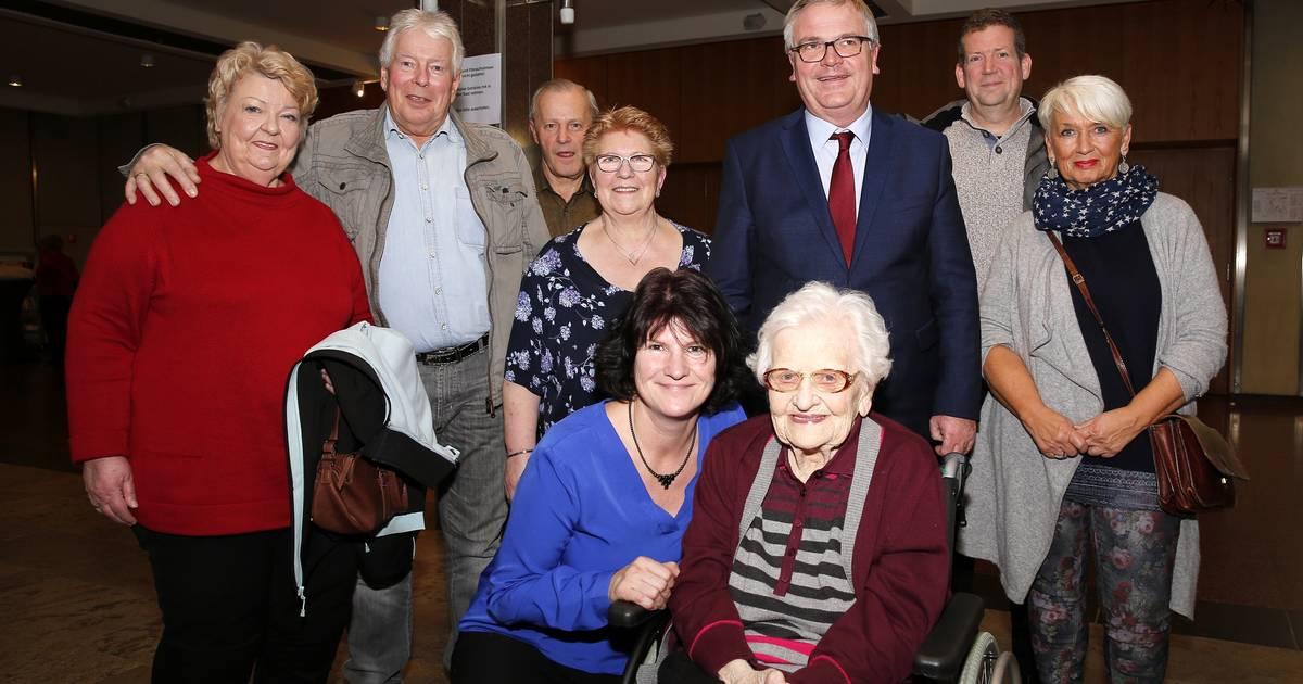 100-Jährige aus Grevenbroich ist Ehrengast bei Kabarettist Jürgen B. Hausmann