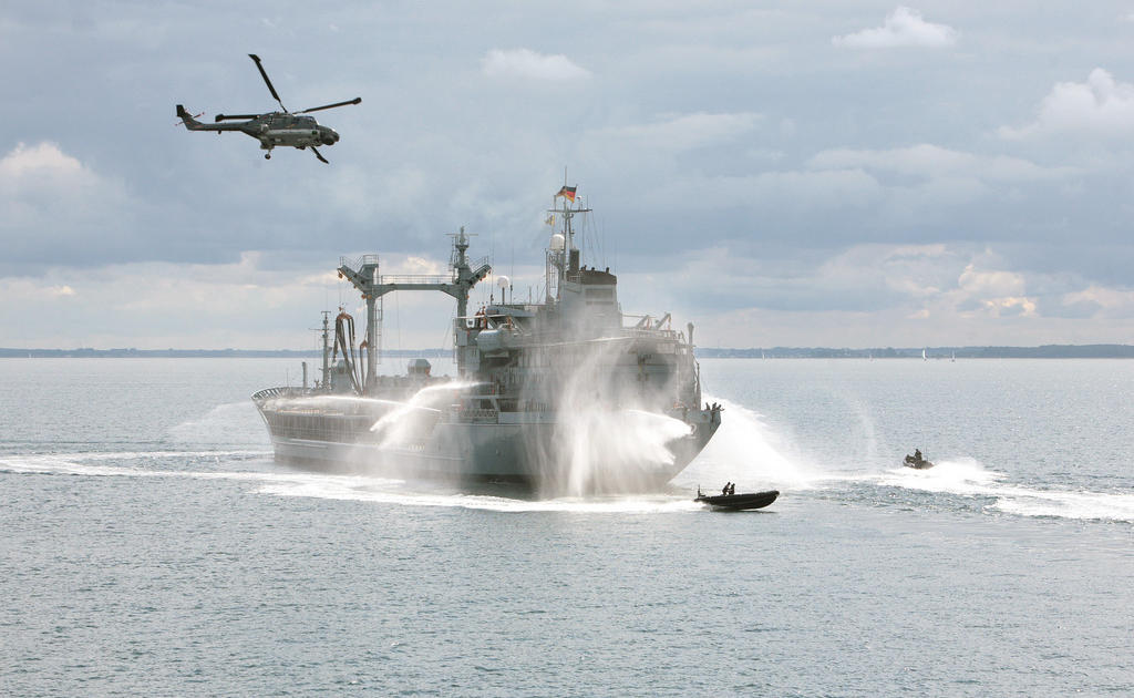 Bundeswehr: Marine-Hubschrauber Sea Lynx darf nicht mehr abheben