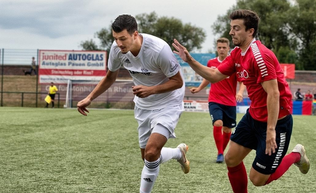 FC Monheim fährt in der Oberliga zum 1. FC Kleve