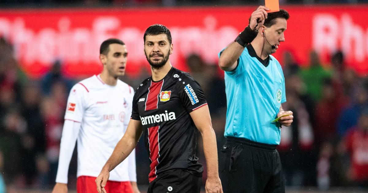 Bundesliga 19/20: Bayer Leverkusen sieht doppelt Rot und verliert in Köln