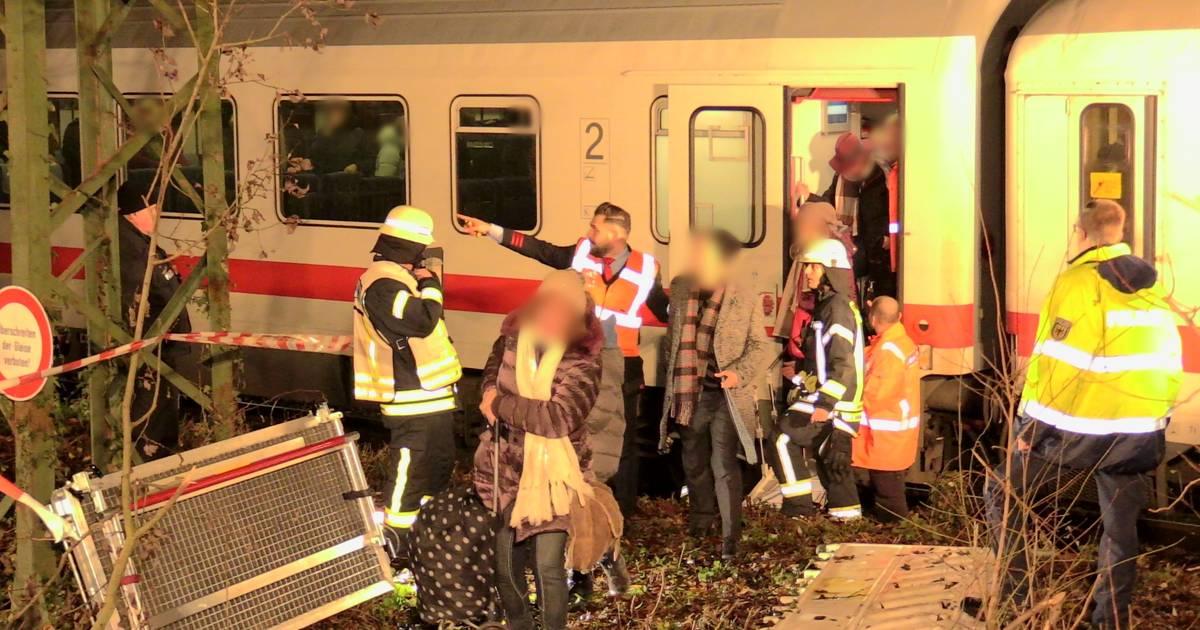Haan: 192 Menschen aus Zug evakuiert