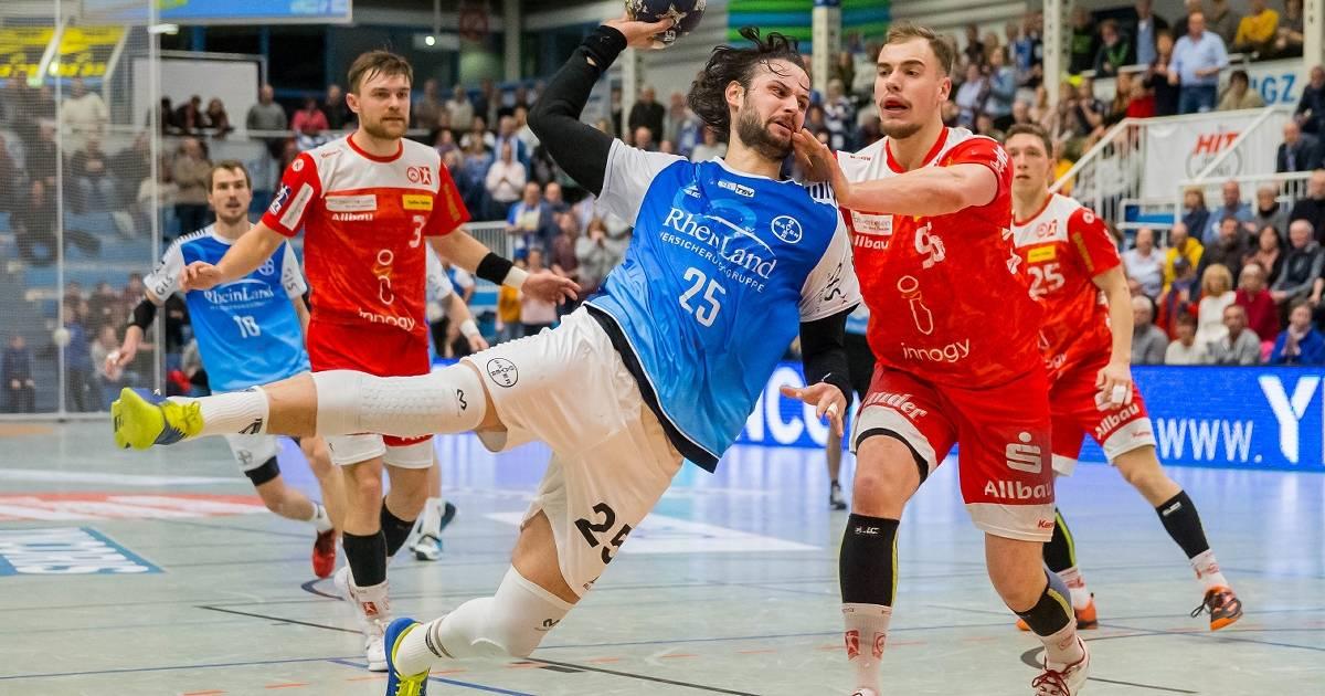 2. Handball-Bundesliga TSV Bayer Dormagen besiegt TuSEM Essen mit 31:28