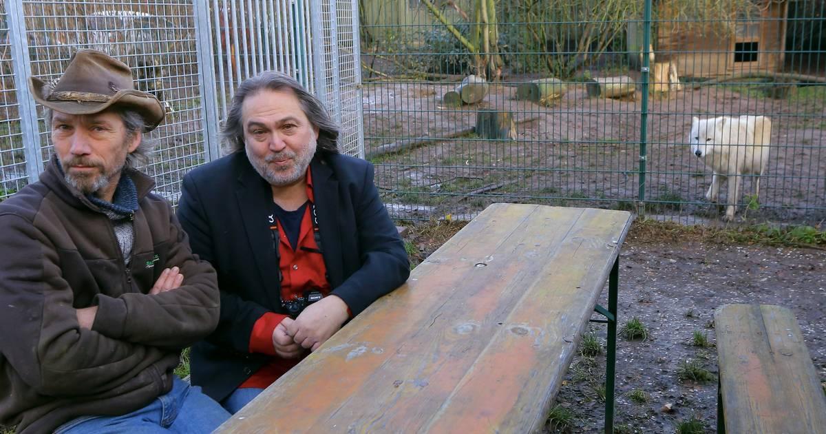 Wolfsstation in Sonsbeck wird in einer Dokumentation vorgestellt