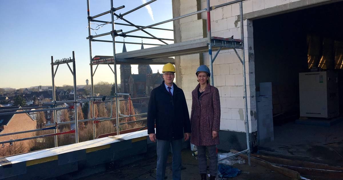 Krankenhaus Nettetal: Im neuen Gebäude beginnt bald der ...