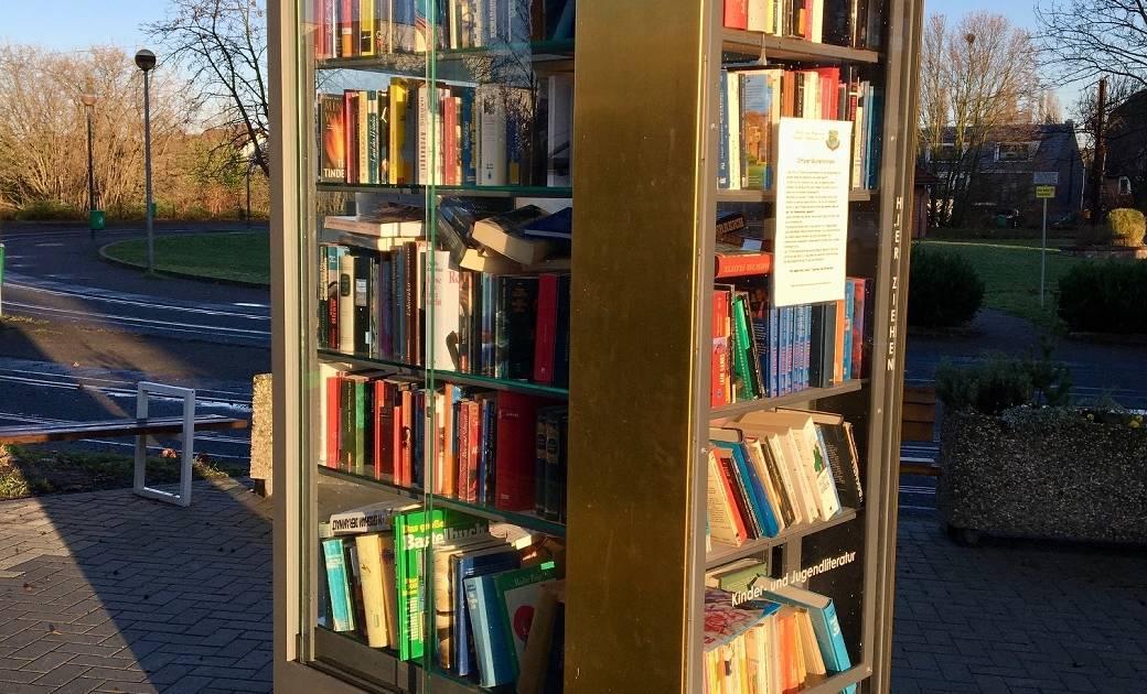 Bücherschrank Düsseldorf