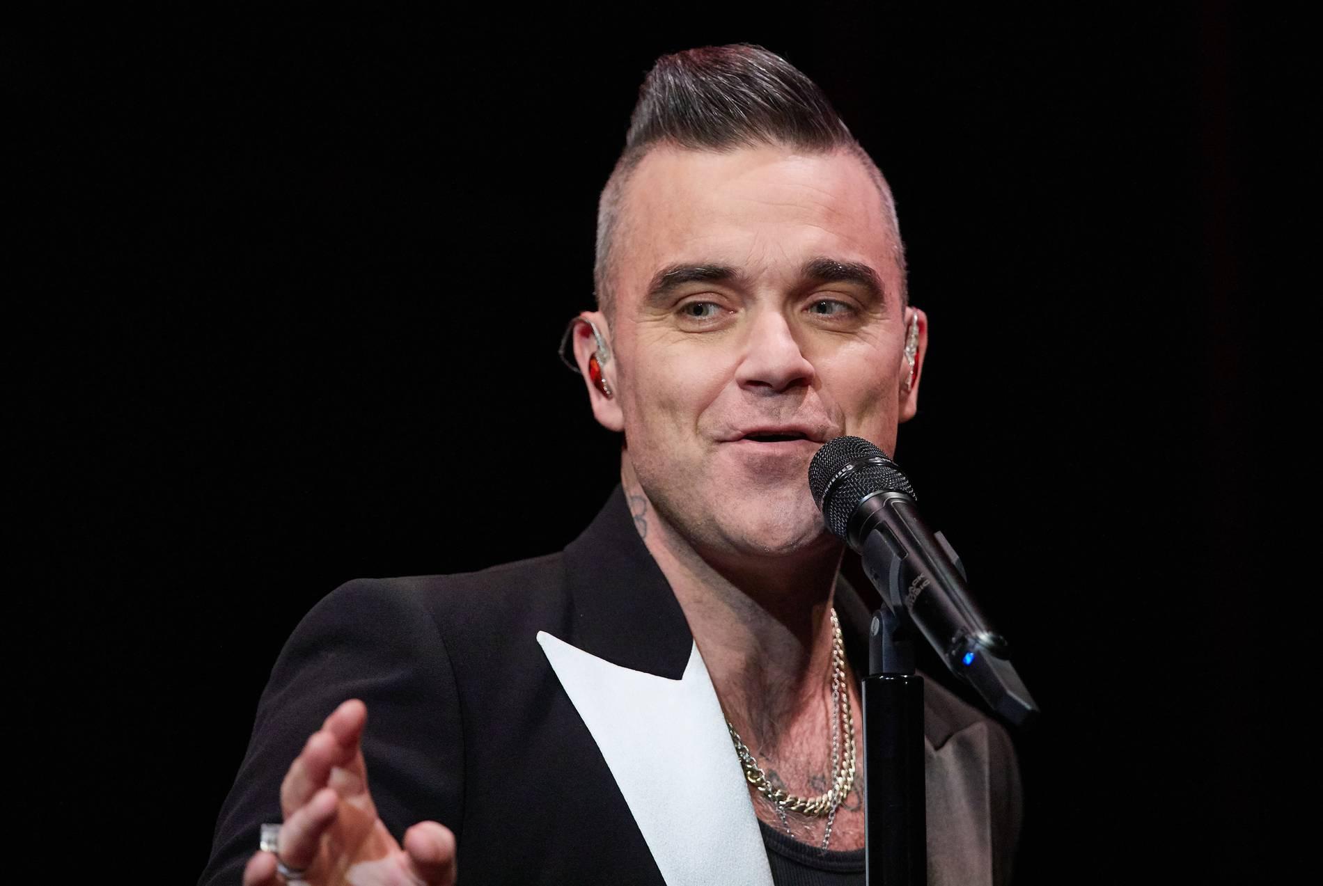 Robbie Williams Konzert Frankfurt