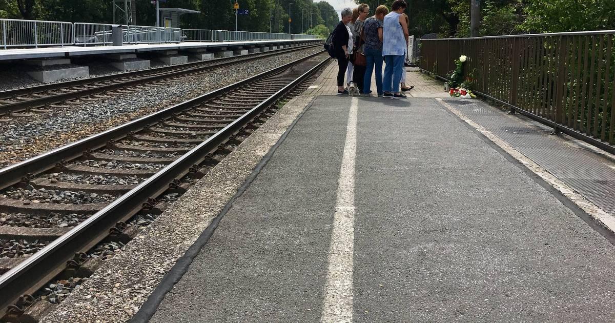 Zug Gestoßen