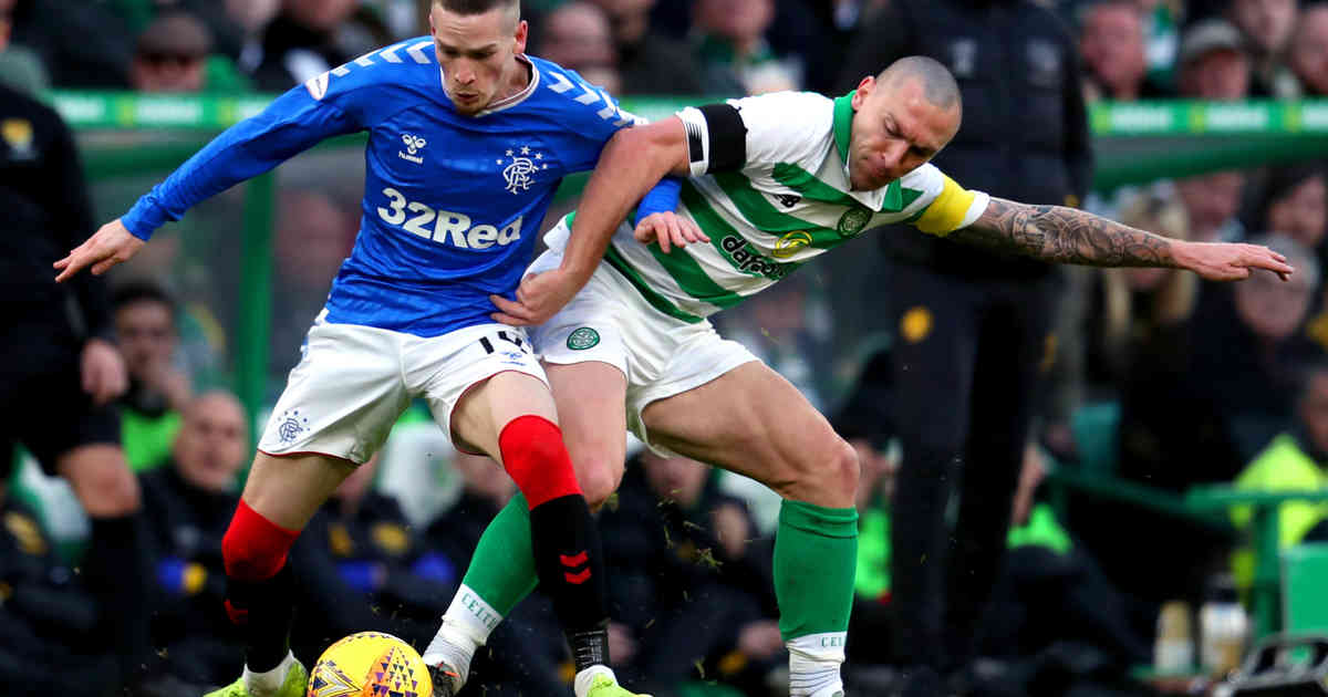 Old Firm: Glasgow Rangers beenden Siegesserie von Celtic Glasgow