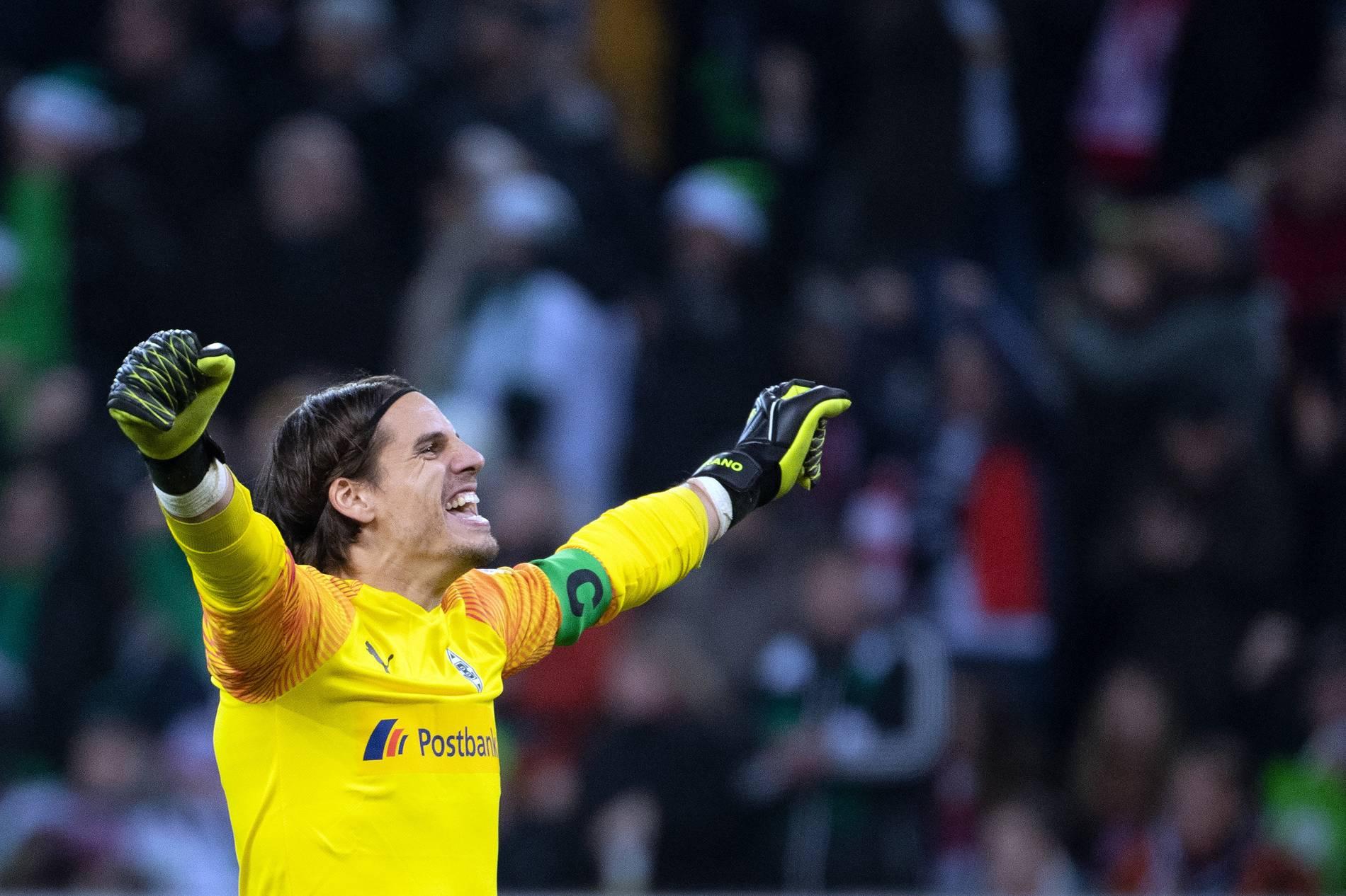 Borussia Monchengladbach Yann Sommer Freut Sich Auf Die Herausforderungen Des Neuen Jahres