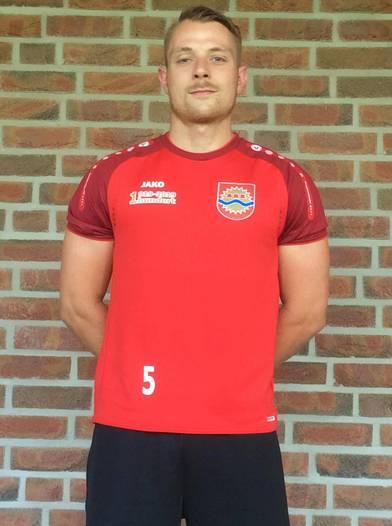 Verteidiger beim SV Sonsbeck: Alexander Gellings.