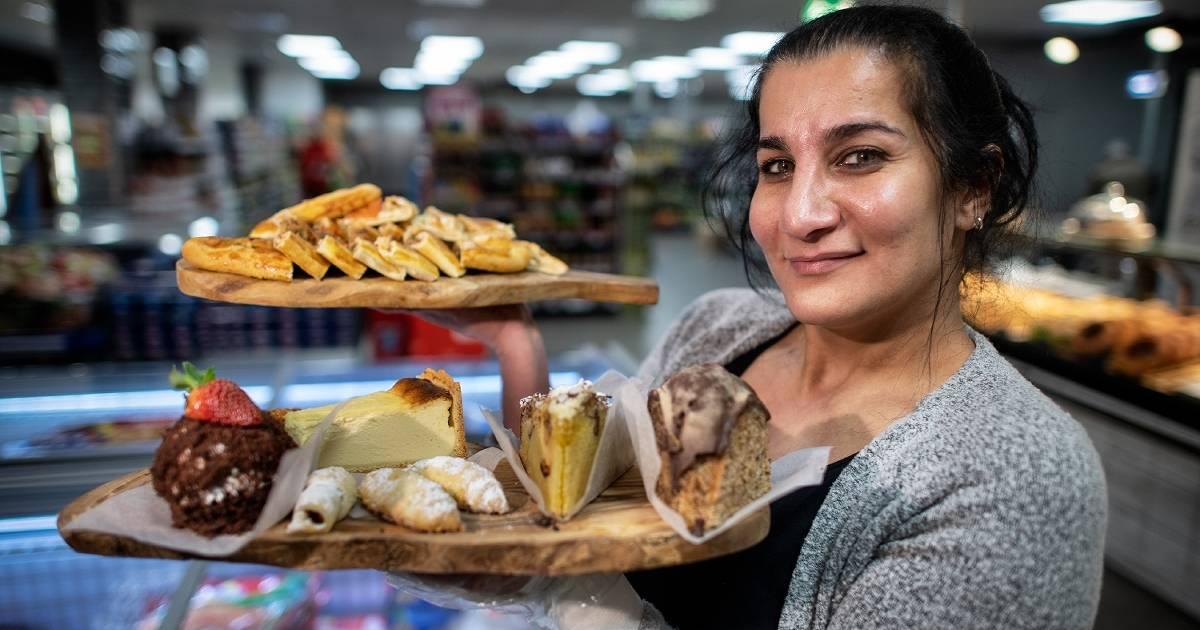 Langenfeld Börek und Baklava frisch aus der Küche
