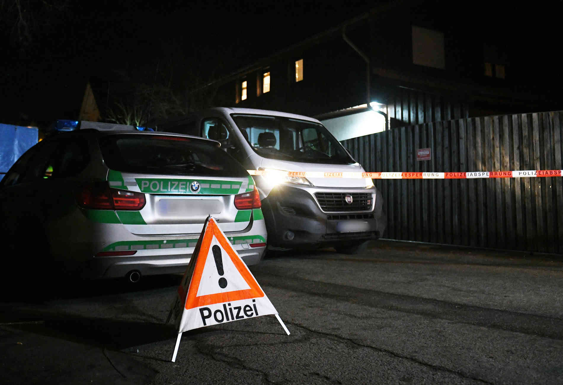 Starnberg: Ehepaar und Sohn tot in Haus gefunden