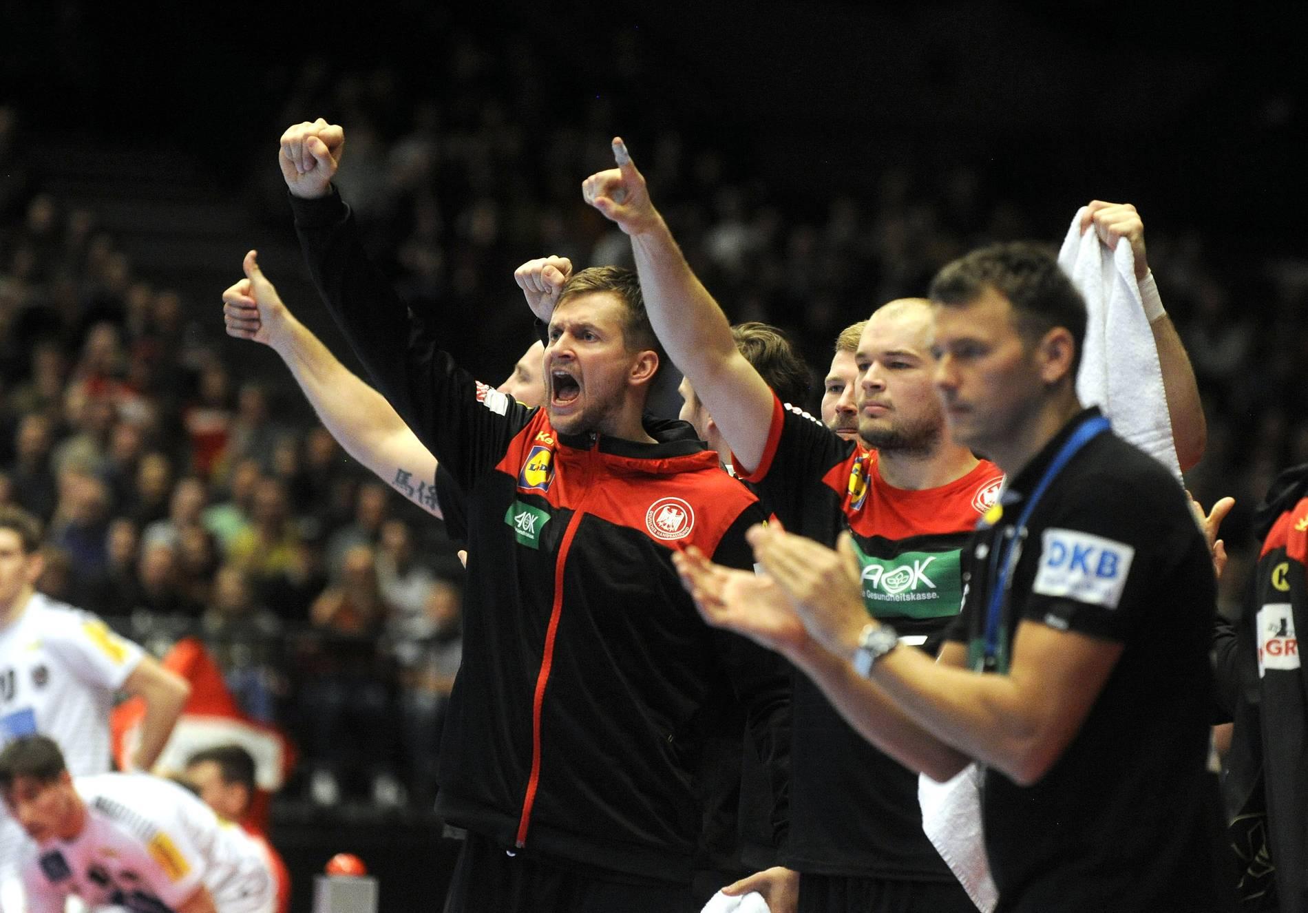 Handball Em 2020 Deutschland Trifft In Der Hauptrunde Auf