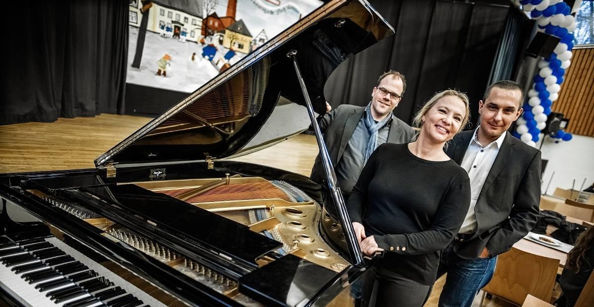 Düsseldorf: Comenius baut Musikangebot aus