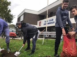 Wahlen beim Kanuclub Grevenbroich : KCG-Chef Reinders führt die Paddler ins nächste Jahrzehnt