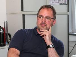 Interview mit dem Ärztlichen Leiter für den Kreis Neuss: Seelsorge ist 24 Stunden am Tag unerlässlich