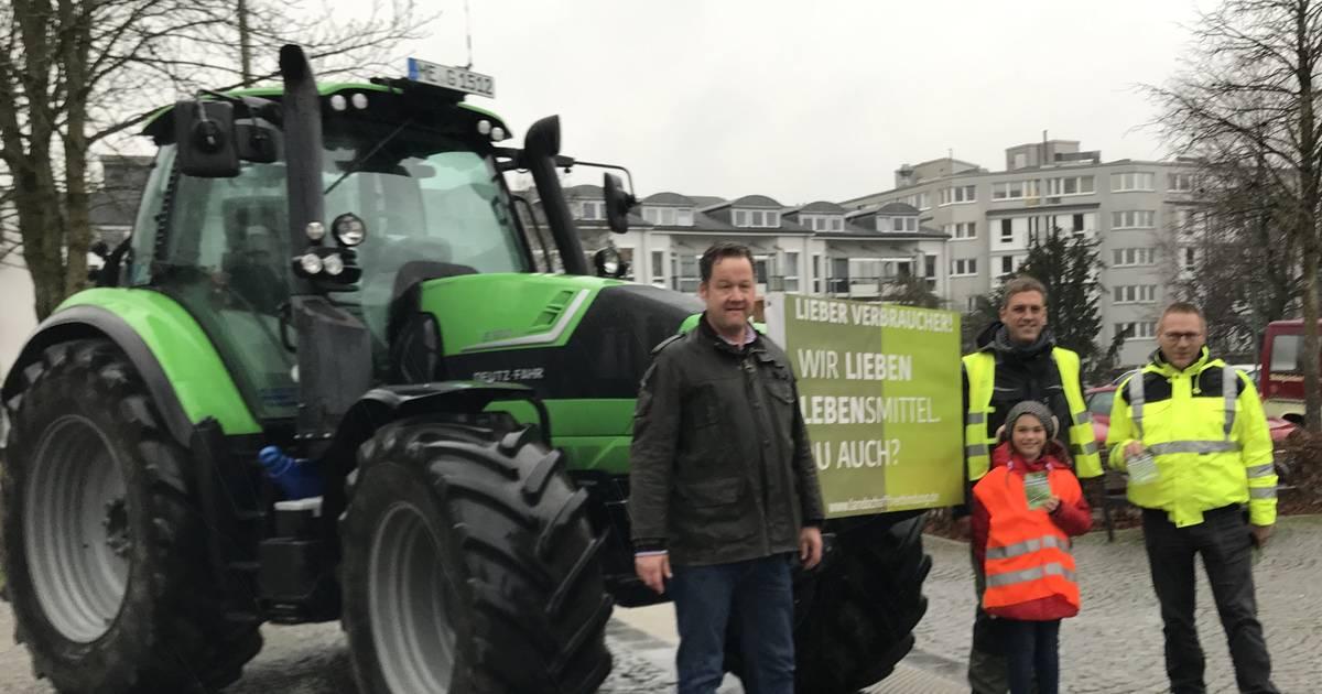NRW blüht in Wülfrath auf - Landwirte verschenken Blumensamen