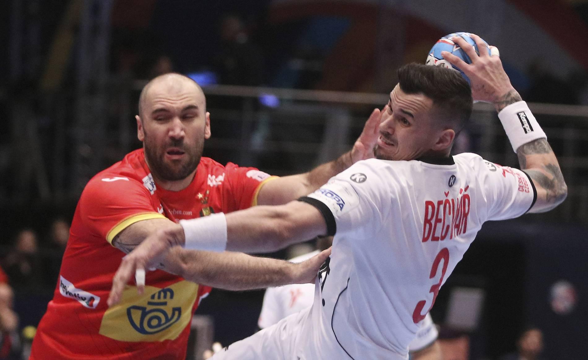 Handball Em 2020 Spanien Startet Mit Sieg In Die Hauptrunde