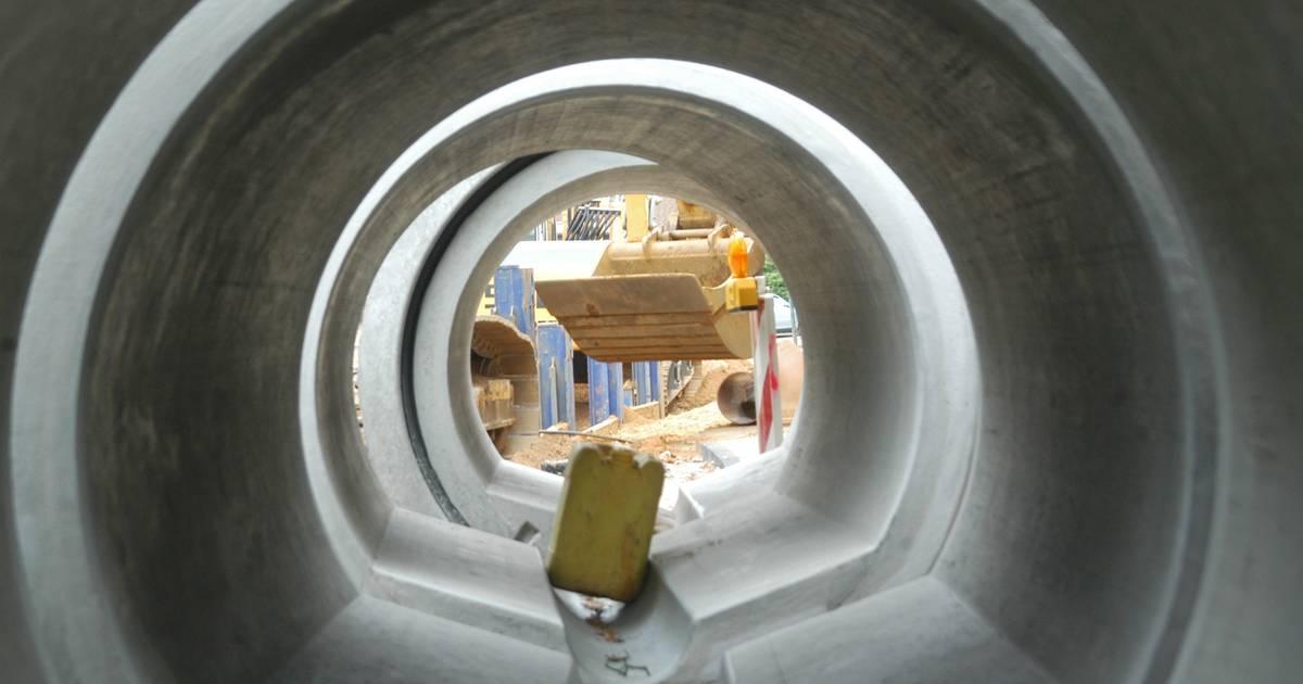 Rheinberg: Kanalbauarbeiten gehen weiter
