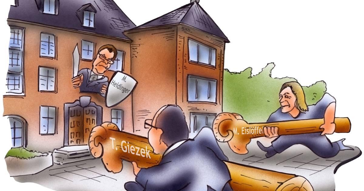 Wochenkommentar: Bürgermeisterkandidaten - nicht in die Falle tappen