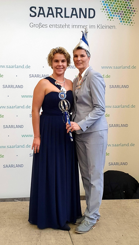 Lesbisches Prinzenpaar