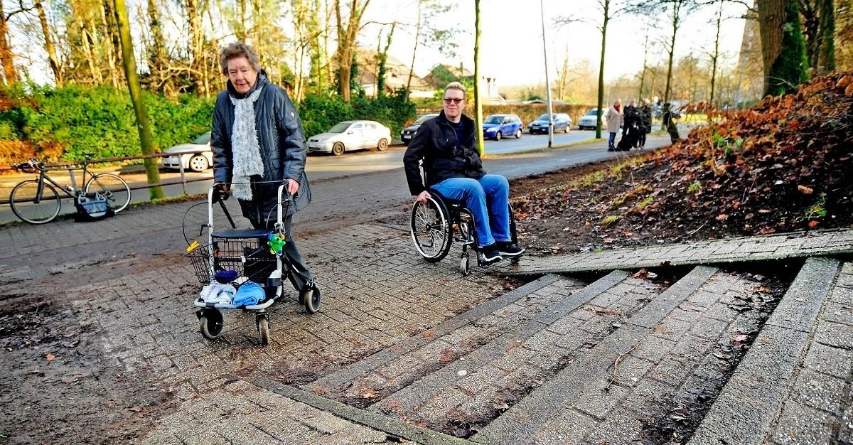 Problem in Moers: SPD fordert barrierefreien Zugang in Jungbornpark