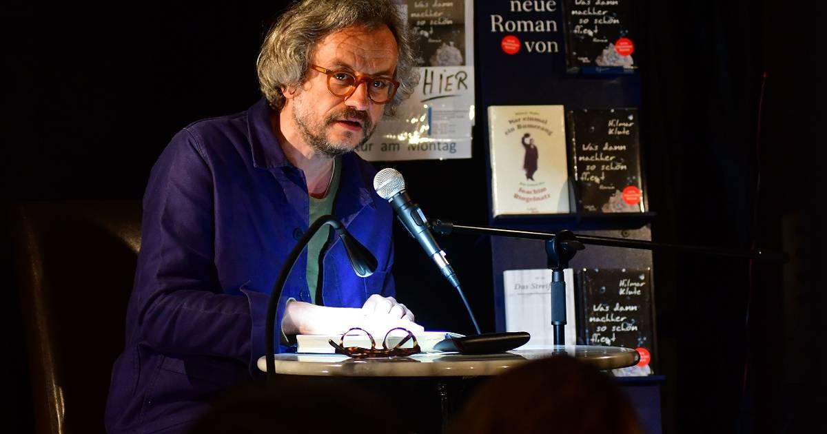 Duisburg: Hilmar Klute stellt Debüt-Roman vor