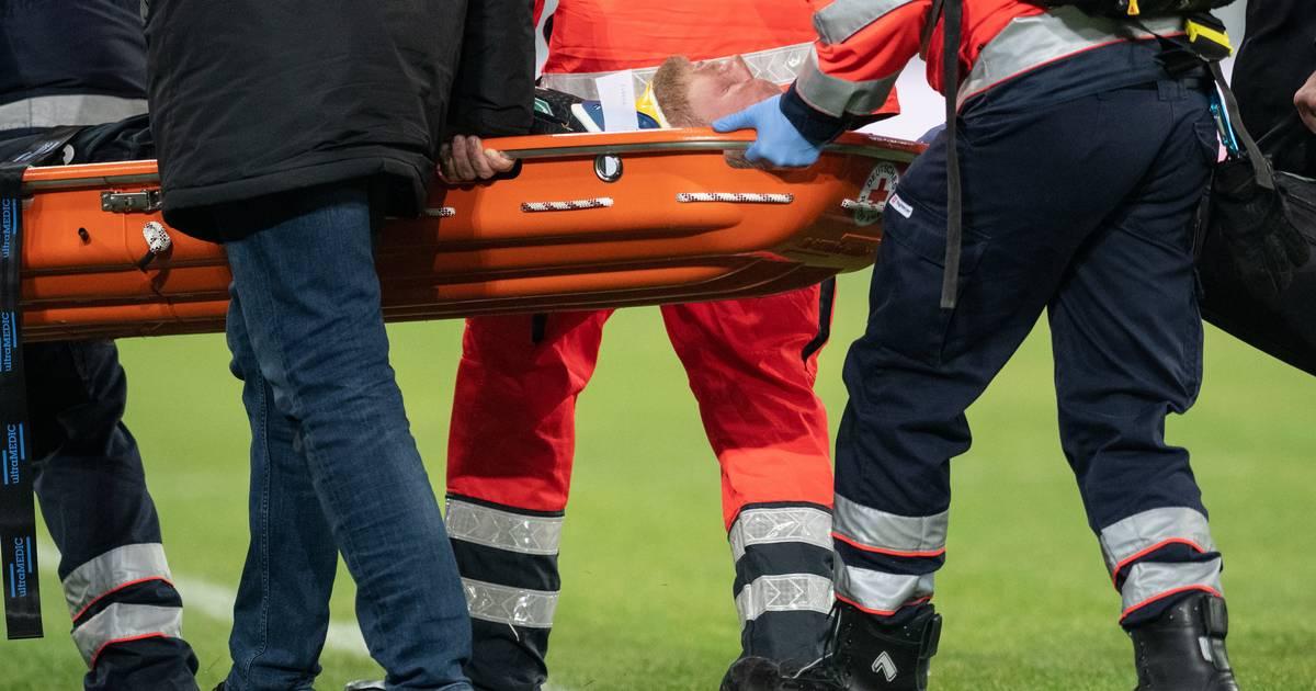 Fortuna gegen Bremen: Kevin Vogt im Krankenhaus - Das ist die Diagnose