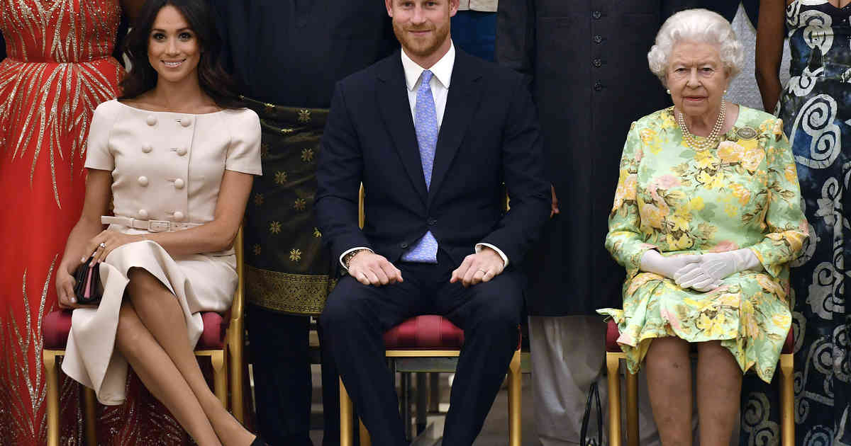 Harry und Meghan: Queen spricht sich für harten Megxit der beiden Royals aus