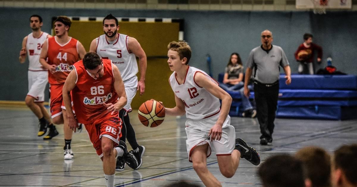 Basketball: TV Goch behält die weiße Weste