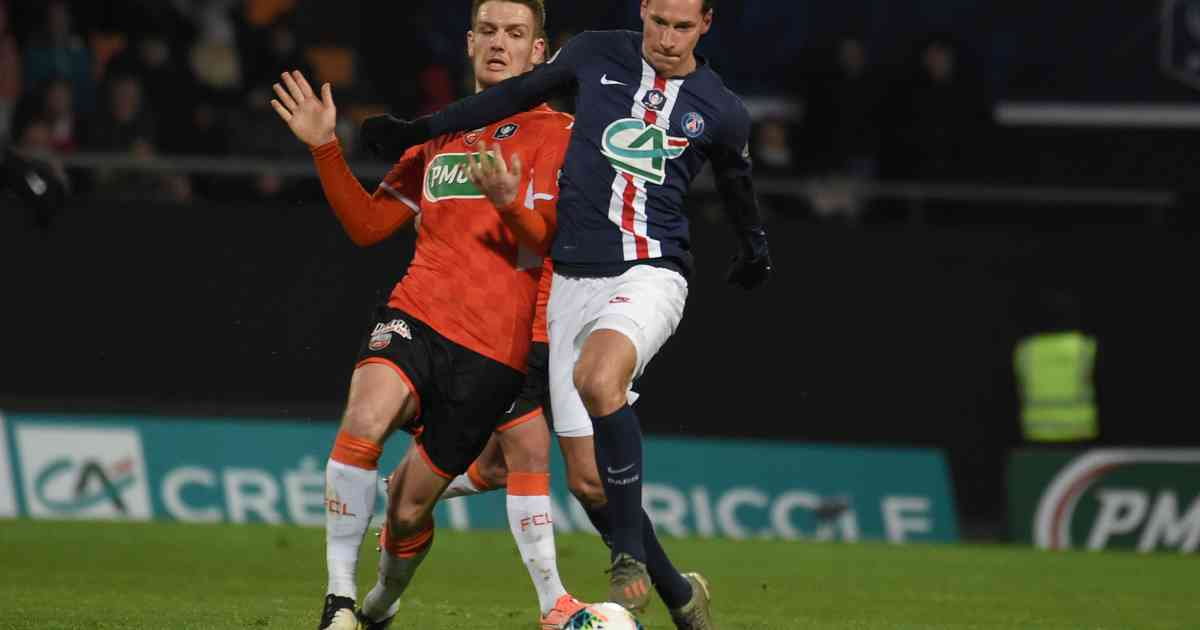 Ligue 1: Julian Draxler zieht mit Paris ins Pokal-Achtelfinale ein